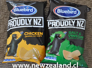 Potato Chips from New Zealand